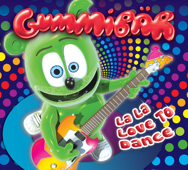 La La Love To Dance CD