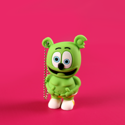 Gummibär (The Gummy Bear) USB Flash Drive