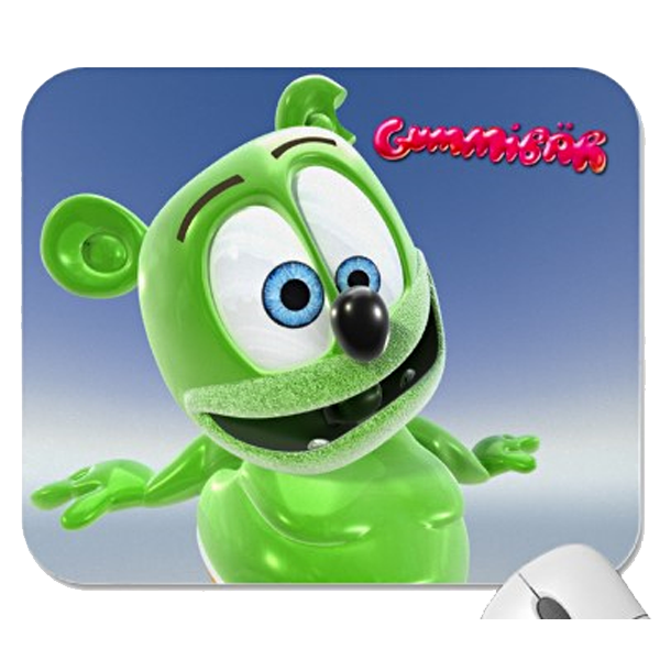 Gummibär (The Gummy Bear) Mouse Pad