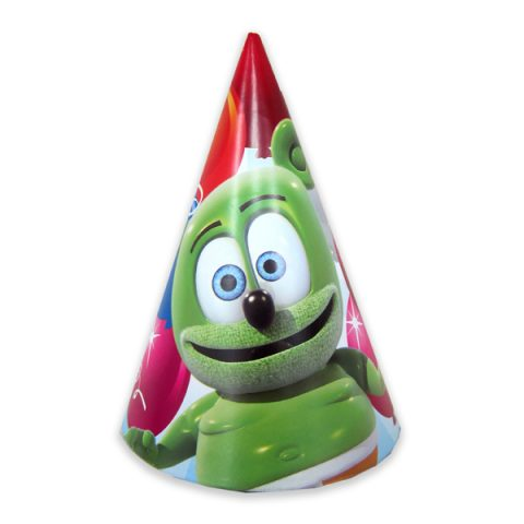 Gummibär (The Gummy Bear) Party Hats