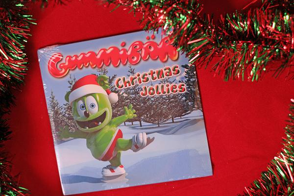 Christmas Jollies EP CD