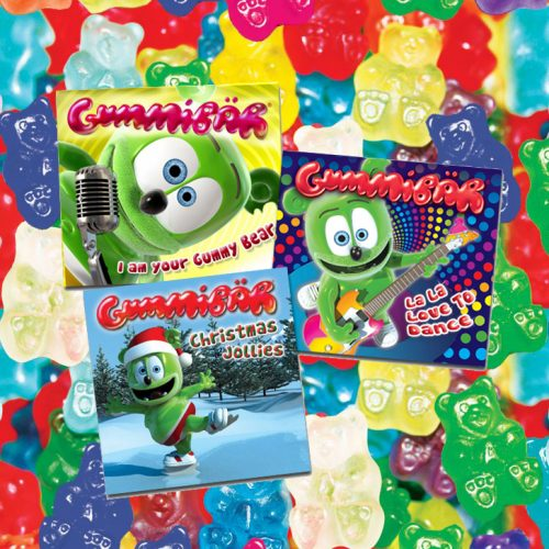 Gummibär CD Combo Pack