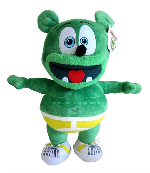 Gummibär Plush Toy