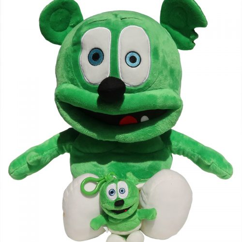 "Gummibär (The Gummy Bear) 16"" Jumbo Sitting Plush Toy"