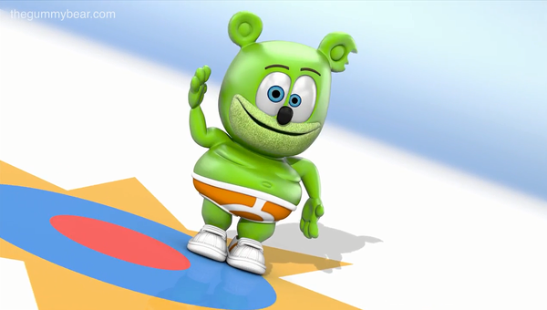 """077fd740c New HD Swedish Version of """"The Gummy Bear Song"""" on YouTube ..."""