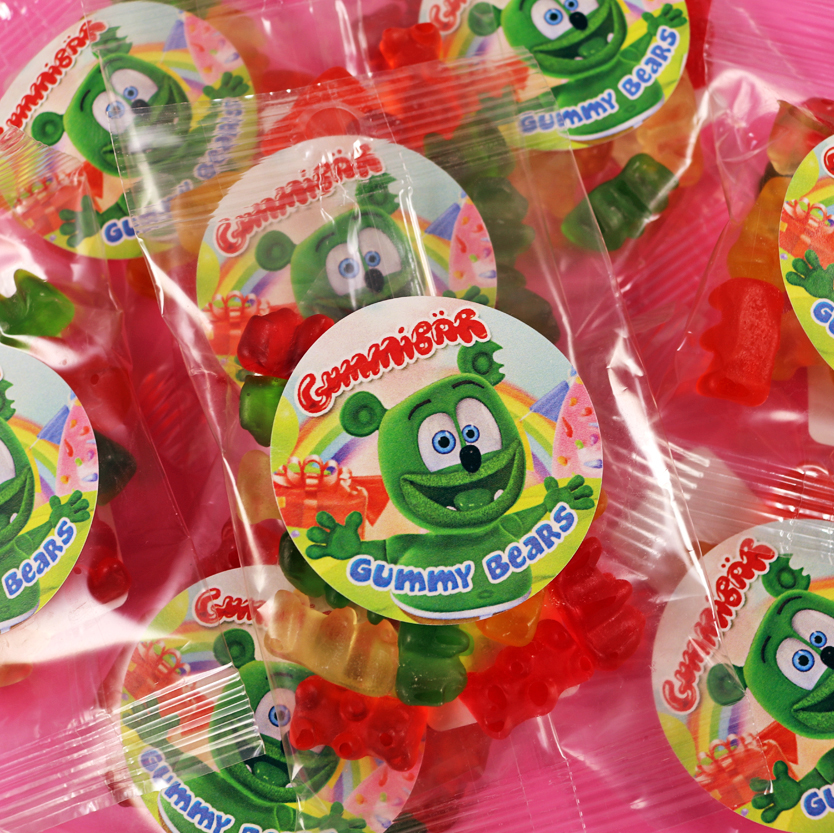 Gummibär (The Gummy Bear) Gummy Bears