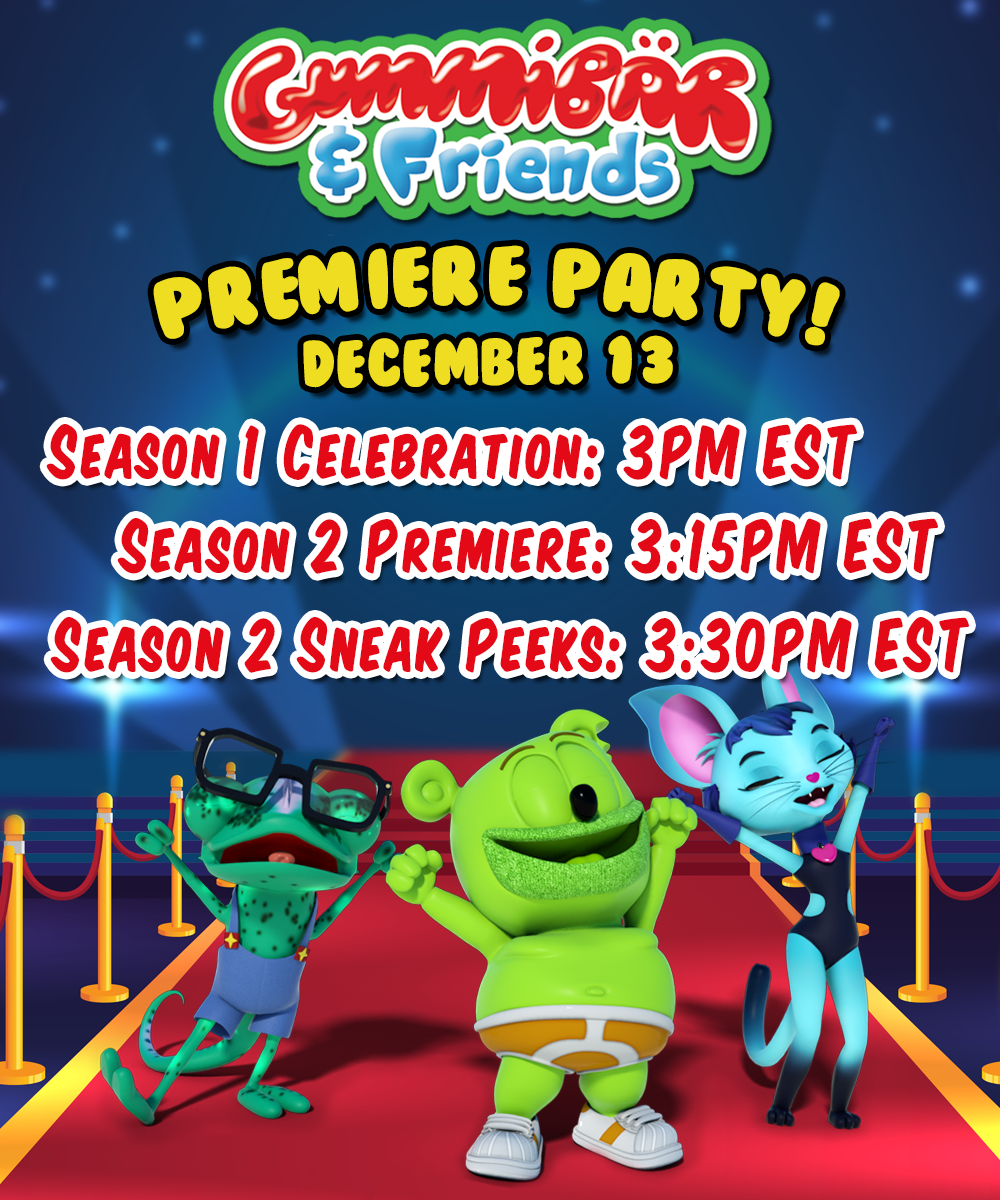 Gummy Bear Show Premiere Part
