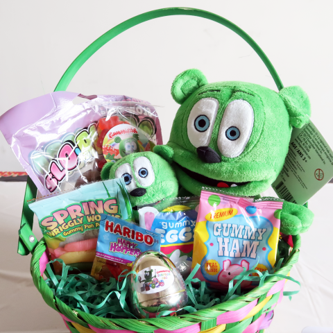 Gummibär (The Gummy Bear) 2019 Easter Basket