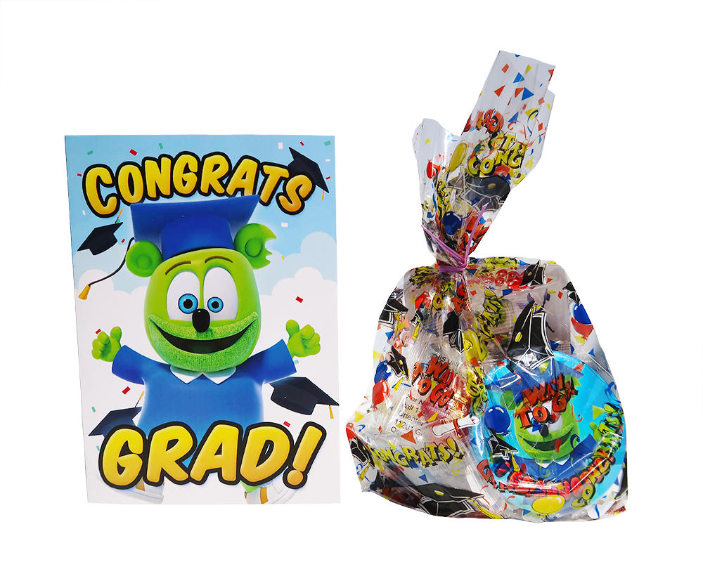 Gummibär (The Gummy Bear) Graduation Gift Set
