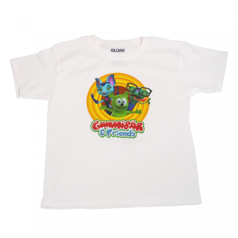 Gummibär (The Gummy Bear) & Friends T-Shirt