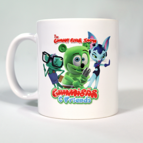Gummibär & Friends (The Gummy Bear Show) Mug