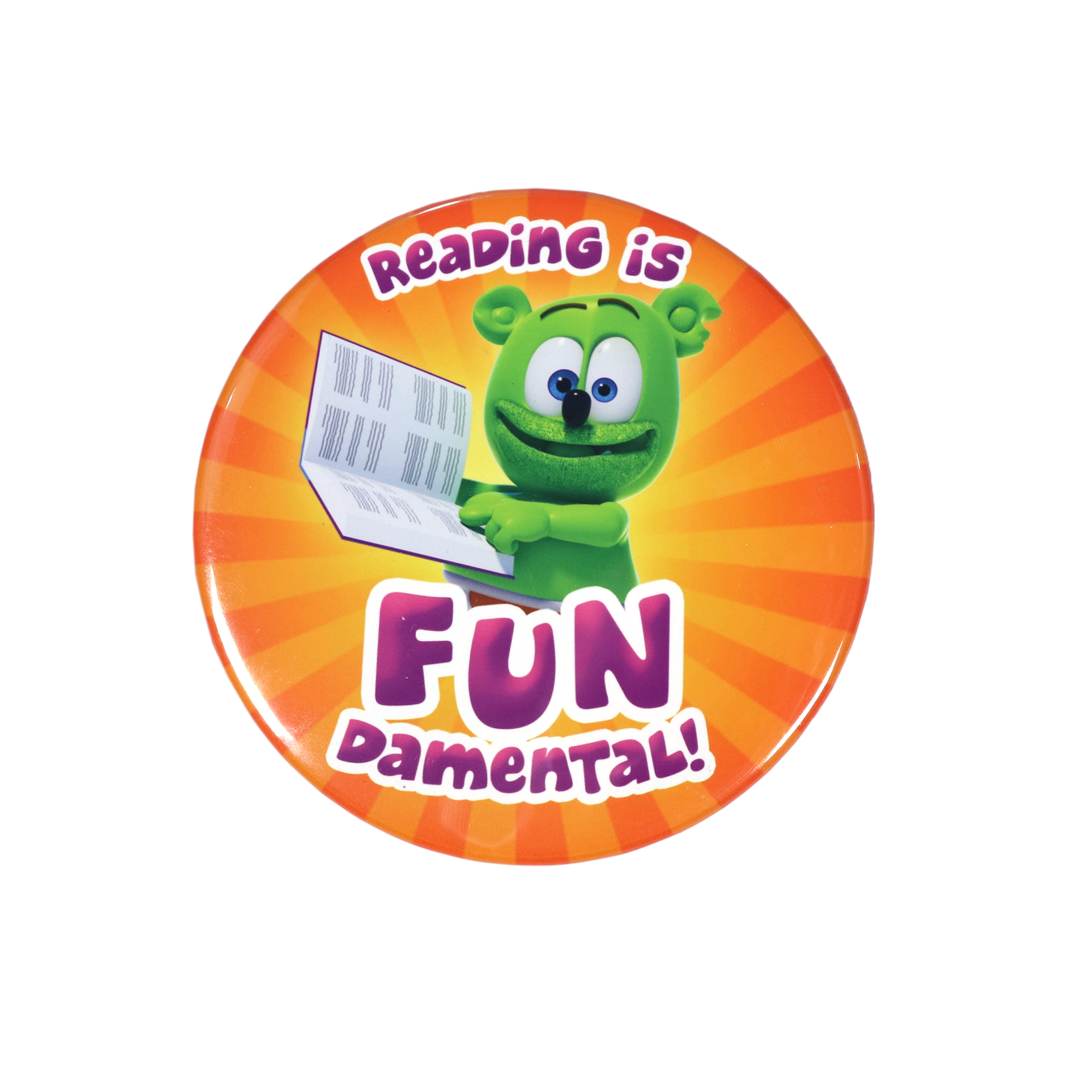 Gummibär (The Gummy Bear) Back to School Buttons
