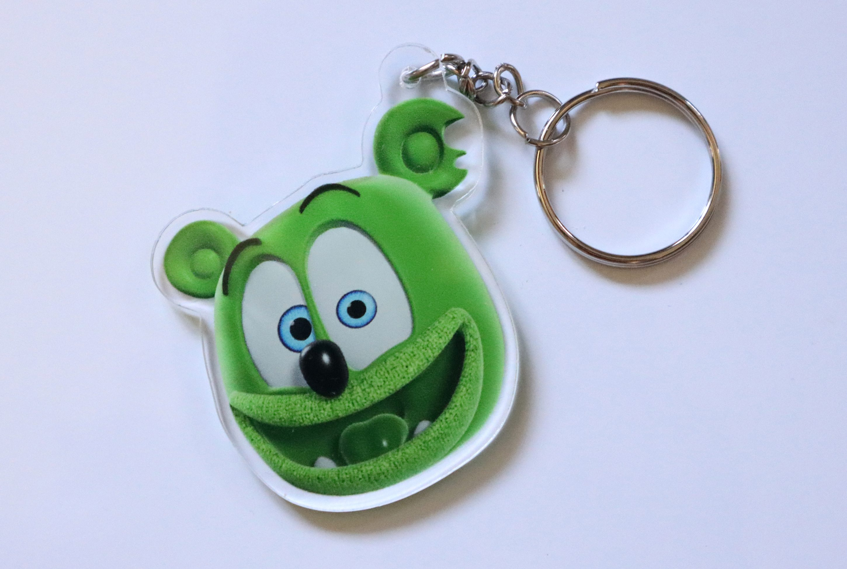 Gummibär (The Gummy Bear) Keychain